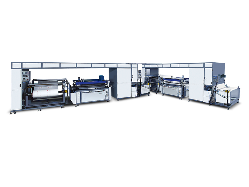 NWF 1400 II Screen Printing Machine