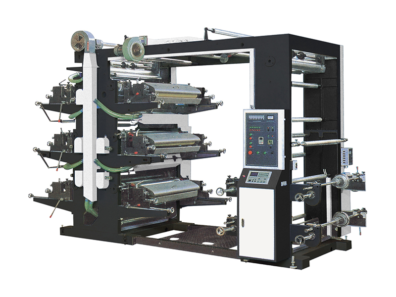 YT-6 Six Color Flexographic Printing Machine