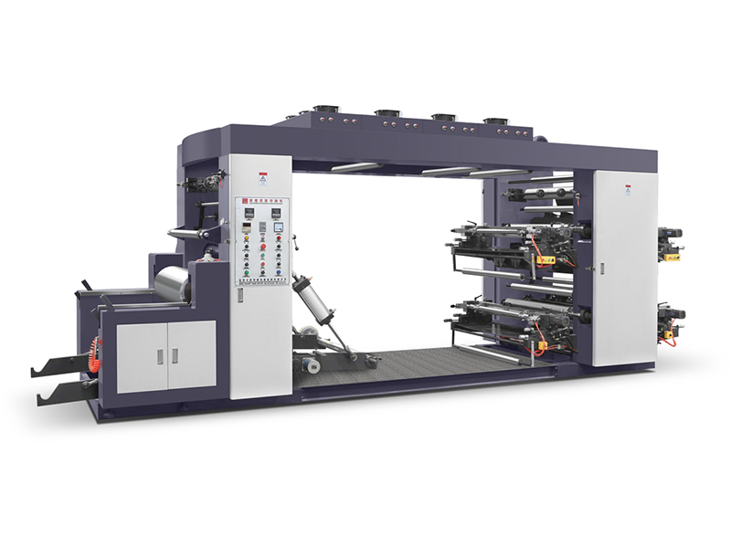 YTB-41200 High speed flexo printing machine